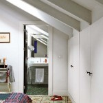 10-baie cu intrare din dormitor casa mica tip duplex Madrid Spania