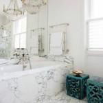 10-baie de lux finisata cu marmura