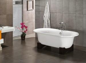10-baie moderna cu cada in stil vintage sau retro