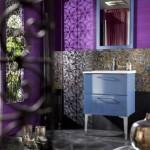 10-baie moderna finisata in violet