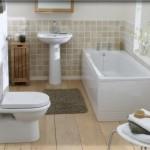 10-baie spatioasa amenajata in nuante deschise