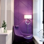 10-balcon mic de apartament amenajat in alb cu accente violet