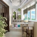 10-birou si canapea pentru relaxare idei amenajare balcon apartament