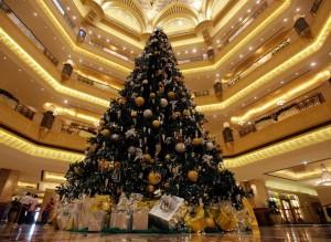 10 brad craciun 11 milioane usd emiratele arabe