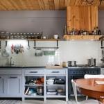 10-bucatarie cu mobila de la Ikea casa Belarus