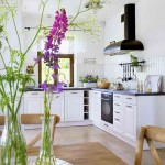 10-bucatarie moderna amenajata in stil scandinav interior casa taraneasca Polonia