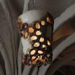 10-corp iluminat lucrat manual casa forma ciuperca