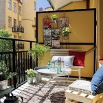 10-covorase impletite decor balcon amenajat in stil scandinav