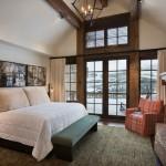 10-dormitor calduros amenajat si decorat in tonuri de maro