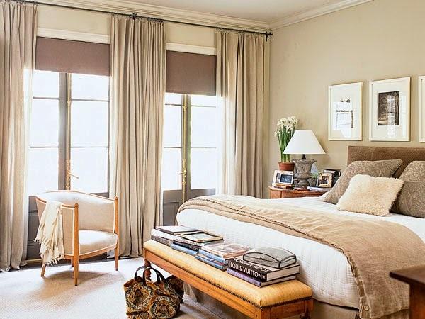 10-dormitor clasic draperii din in