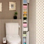10-dulap ingust si inalt pentru hartie igienica perie wc amenajare baie mica