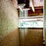 10-dus rustic baie cabana din lemn casa de vacanta