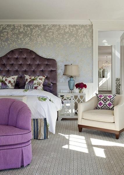 10-element decorativ spectaculos tablie de pat supradimensionata cu forma neobisnuita