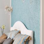 10-exemplu de folosire a tapetelor lichide in amenajarea dormitorului