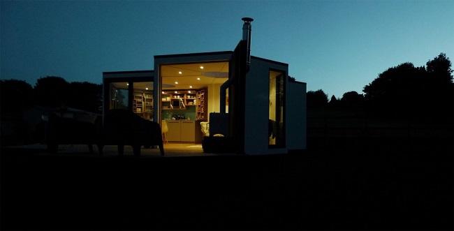 10-exterior casa modulara tip fagure Hivehaus