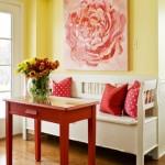 10-florile in amenajarea interiorului decor inspirat de primavara