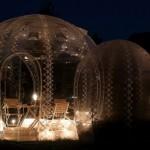 10-foisoare moderne futuriste din policarbonat SHJWorks Danemarca