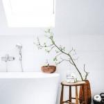 10-gresie cu imprimeu turcoaz crem si negru decor pardoseala baie