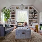 10-living amenajat in stil eclectic