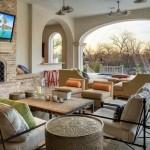 10-living mare si confortabil amenajat in terasa casei