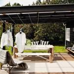 10-loc de luat masa pe terasa casuta rustica danemarca