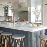 10-mobila bleu pal bucatarie stil clasic