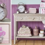10-mobilier din lemn decor Provence Lavandou dans un chalet
