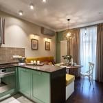 10-model living cu bucatarie open space idei amenajare