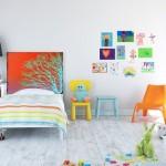 10-model tablie decorativa pentru pat imprimeu copac fara frunze Noyo Home
