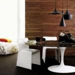 10-panou decorativ imitatie lemn design interior casa moderna