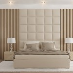 10-pat dormitor matrimonial cu tablie pat supradimensionata capitonata proiect amenajare D3 Design