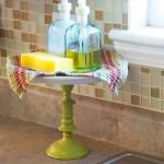 10-platou pentru prajituri suport pentru detergent si burete vase chiuveta bucatarie