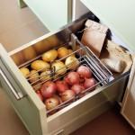 10-sertar compartimentat mobila bucatarie pentru legume