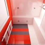 10-spoturi incastrate in tavan decor baie moderna mica