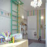 10-tapet dungi colorate amenajare camera copii