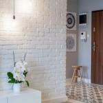 10-vedere dinspre living spre hol apartament moden Polonia