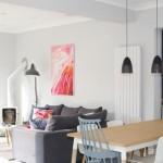 11-accente colorate in decorul unui living amenajat in stil scandinav
