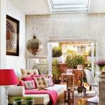 11-accesorii decorative marocane decor colt de relaxare in coltul dormitorului