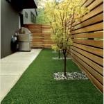 11-alee curte casa cu gazon artificial iarba sintetica