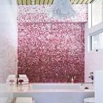 11-amenajare baie moderna finisata cu mozaic in degrade cromatic