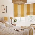 11-asortare draperii ferestre cu tablia de la capul patului dormitor