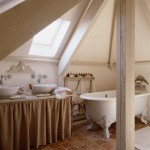 11-baie matrimoniala amenajata in stil Provence casa veche Franta