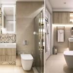11-baie moderna cu faianta patchwork amenajare apartament mic 2 camere