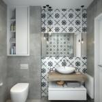 11-baie moderna design minimalist cu accente scandinave garsoniera de 30 mp