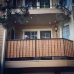 11-balustrada balcon protejata cu rogojna de bambus