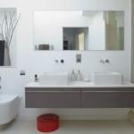 11-bideu integrat intr-un vas wc forma ovala