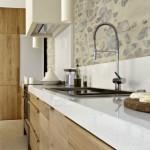 11-blat compozit mobila din lemn bucatarie rustica casa veche restaurata provence franta