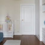 11-camera copiilor amenajata in fostul living al apartamentului