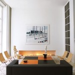 11-decor living minimalist cu semineu si influente orientale