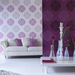 11-decor living modern in alb si violet